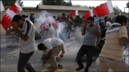 Bahrain-Protests